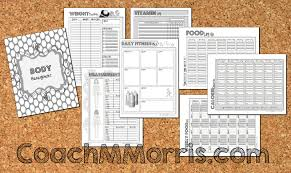 fitness floor plan the ultimate health and fitness planner to insanity u0026 back