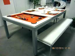pool table ping pong table combo pool table dining room table combo cbat info