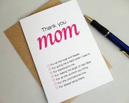 mother u0027s day thank you quotes sayings from son daughter for mommy