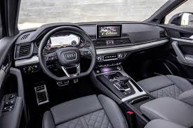 first audi quattro 2018 audi q5 first drive evolution in action tech news here the