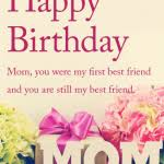 happy birthday mom cards birthday cards for mother birthday