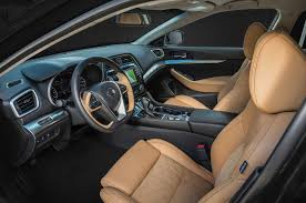 Nissan Maxima 2000 Interior 5 Interesting Facts About The 2016 Nissan Maxima