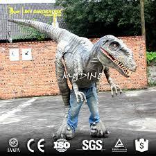 prank props velociraptor costume for sale