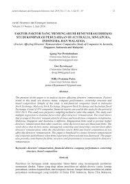 remuneration bureau de vote executive compensation as a corporate pdf available