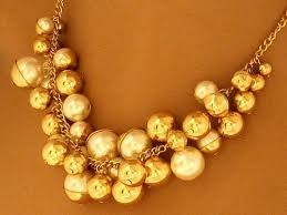 gold costume necklace images Sandi pointe virtual library of collections jpg