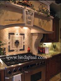 Fleur De Lis Backsplash Tile Mosaic Medallion Mosaics Art Mural - Kitchen medallion backsplash