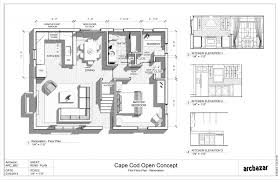 cape cod style floor plans cape cod home floor plans 100 images small cape cod house
