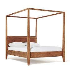 canton four poster bed