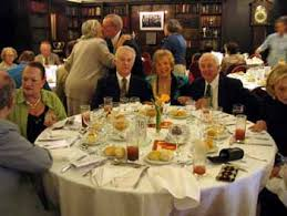 thanksgiving at the american club