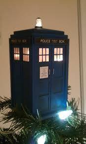 diy tardis tree topper u0026 garland this is my next project