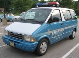 Ford Explorer 1991 - file ford aerostar police jpg wikimedia commons