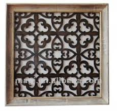 Antique Wood Wall Decor Antique Old Style Oriental Framed Wood Wall Decor Buy Wall Decor