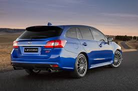 subaru sports car 2018 2018 subaru levorg price and features u2013 range expands with new 1 6