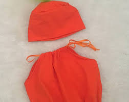 Baby Carrot Halloween Costume Baby Carrot Costume Etsy