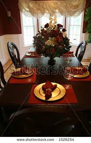 Formal Dining Room Table Setting Ideas Dining Room Table Settings Setting Tables Setting Decor Simple