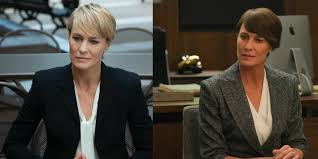 robin wright u0027s 15 best hair moments in house of cards allure