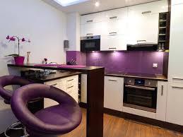 cuisine americaine appartement cuisine pour petit espace cuisine ouverte table de cuisine pour