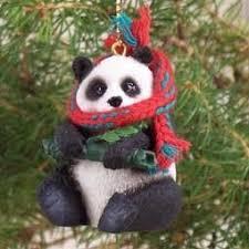 panda ornament home kitchen