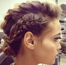 different types of mohawk braids hairstyles scouting for 50 mind blowing short hairstyles for short lover short hair