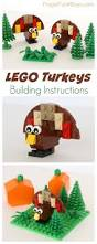 lego turkey building instructions