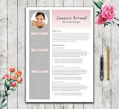 Word Resume Template 12 Best Resume Templates Images On Cover Letters Cv