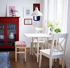 expandable dining table for small spaces target dining table