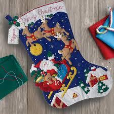 bucilla felt kits shop plaid bucilla seasonal felt kits christmas