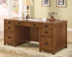 Office Executive Desk Home Office Furniture Oak Home Office Executive Desk With Chair In