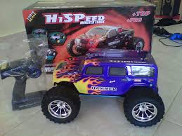 monster truck nitro 4 rc maina monster truck