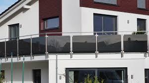 glas balkon balkon verglasung mit klemmhalter