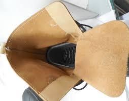 kamik men u0027s snow boots tan leather rubber sole zylex liners size
