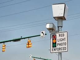 ran a red light camera caught running red light during blizzard no problem cbs chicago