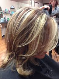 highlights and lowlights awesome colors hairstyles pinterest