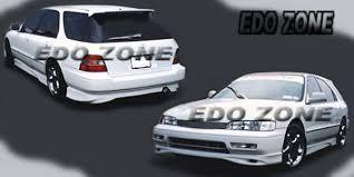 honda accord wagon 95 honda accord sport racing style aerodynamics ground effects