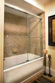 Glass Tub Shower Doors Glass Doors For Tub Seoandcompany Co