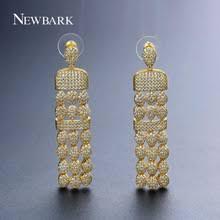 gold bridal earrings chandelier online get cheap gold chandelier earrings aliexpress