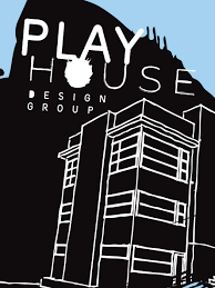 Playhouse Design Print Joe Walker Design