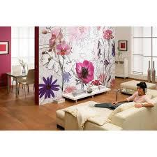 komar wish wall mural xxl4 060 the home depot purple wall mural