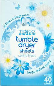 Mini Hair Dryer Tesco tesco fresh tumble dryer sheets 40 compare prices buy