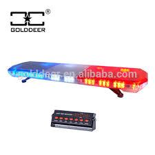 led emergency light bars cheap super thin led warning light bar tbd10326 20e buy super thin led