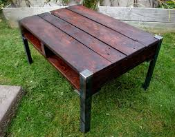 coffee tables made from pallets u2014 home design and decor top