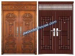 amazing wooden front door designs in india images best