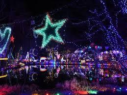 video world record light display captures holiday magic