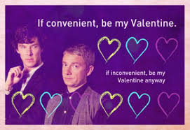 sherlock valentines day cards happy s day the road goes on