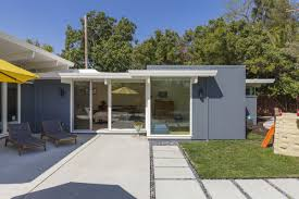 eichler homes exterior mid century architecture eichler homes with glass wall