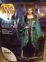 Winifred Sanderson Halloween Costume Winifred Sanderson Halloween Costume Xlarge 14 16 Disney Hocus