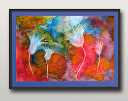 Paint Colorful - colorful painting etsy
