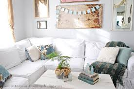 new year new white sectional town u0026 country living
