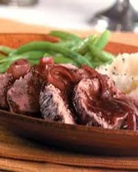 cuisine bordelaise filets de porc à la bordelaise pour 4 personnes recettes à table