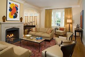 1920s home interiors interior remodel of 1920 s tudor home contemporary family room